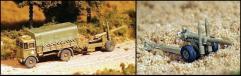 5.5 Howitzer w/Matador Prime Mover