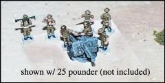 Individual Artillery Crewmen