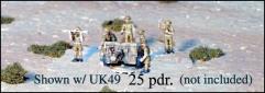 Individual Artillery Crewmen - Tropical