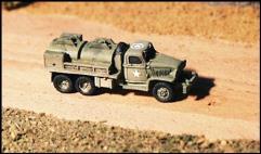 2-1/2 Ton GMC Fuel Truck