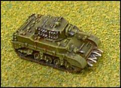 M5/M5A1 - Mid-War Stuart