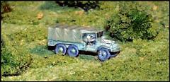 1-1/2 Ton Weapons Carrier