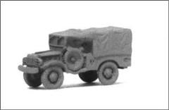 3/4 Ton Weapon Carrier