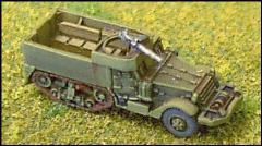 M3/M3A1 Halftrack
