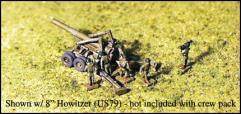 Individual Artillery Crewmen - Standard Uniforms