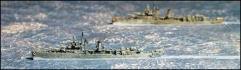 DD Porter Class Destroyers