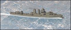 DD Farragut Class Destroyers