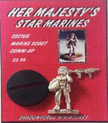Marine Scout Comm-Op