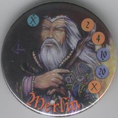 Merlin & Nimue