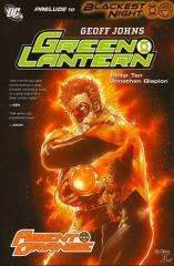 Green Lantern - Agent Orange