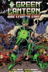 Green Lantern - Baptism of Fire
