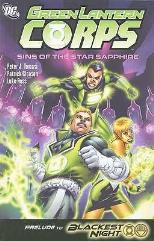 Green Lantern Corps - Sins of the Star Sapphire