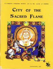 City of the Sacred Flame
