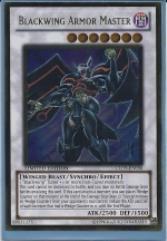 Blackwing Armor Master (Gold Rare)