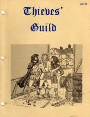 Thieves' Guild (1st Edition)