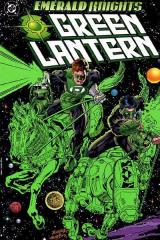 Green Lantern - Emerald Knight