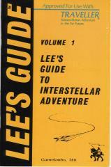 Lee's Guide to Interstellar Adventure