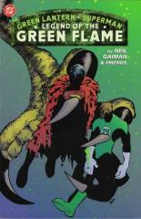 Green Lantern/Superman - Legend of the Green Flame