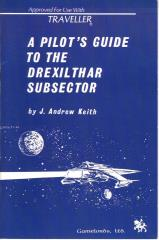 Pilot's Guide to the Drexilthar Subsector, A