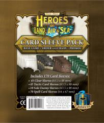Heroes of LAS Sleeve Packs