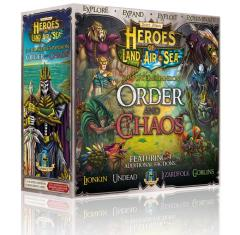 Order and Chaos Expansion