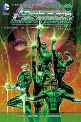 Green Lantern Vol 3. The End