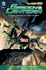 Green Lantern Vol 2. The Revenge of Black Hand