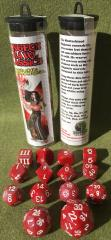 Marvels of the Mustachioed Magician Dice Set (14)