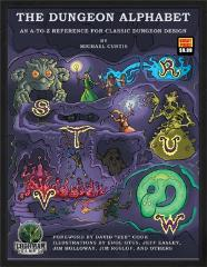 Dungeon Alphabet, The (1st Printing)