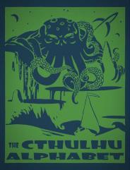 Cthulhu Alphabet (Leather Edition)