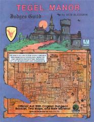 Tegel Manor (Limited GaryCon Edition)