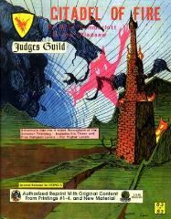 Citadel of Fire (2015 North Texas RPG Con Edition)