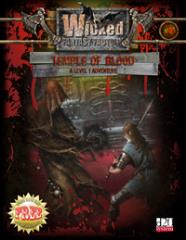 Temple of Blood (Free RPG Day 2007)