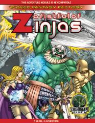 Fistful of Zinjas, A