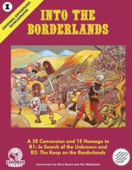 Into The Borderlands (5e)