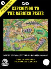 Expedition to the Barrier Peaks (5e)