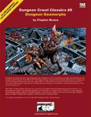 Dungeon Geomorphs (1st Printing)