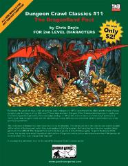 Dragonfiend Pact, The (1st Printing)