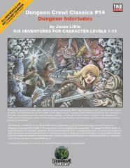 Dungeon Interludes (2nd Printing)