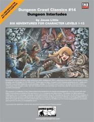 Dungeon Interludes (1st Printing)