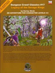 Legacy of the Savage Kings (2nd Printing)
