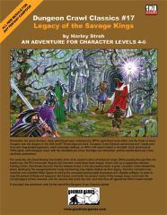 Legacy of the Savage Kings (1st Printing)