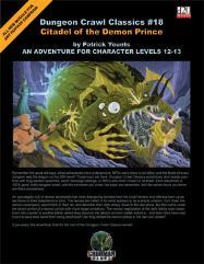Citadel of the Demon Prince