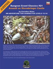 Assault on Stormbringer Castle