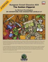 Sunken Ziggurat, The