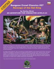 Revenge of the Rat King (Cover #2 of 2)