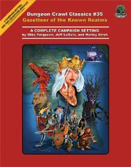 Gazetteer of the Known Realms