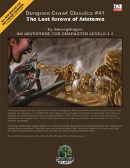 Lost Arrows of Aristemis, The