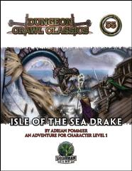 Isle of the Sea Drake
