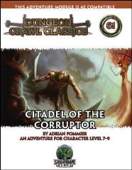 Citadel of the Corruptor